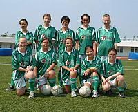 ClubFootball Ladies vs Green Soccer