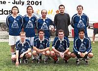 ClubFootball Summer Sixes (June/July 2001)